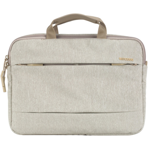 "Incase Designs Corp City Brief Bag for 13"" MacBook Pro (Heather Khaki)"