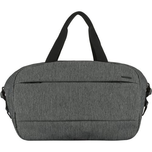 Incase Designs Corp City Duffel Bag (Heather Black)