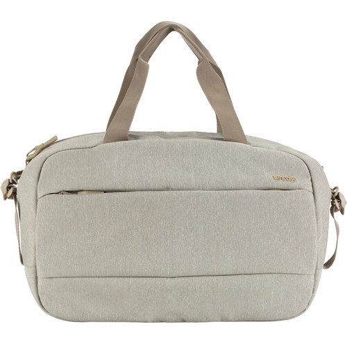 Incase Designs Corp City Duffel Bag (Heather Khaki)