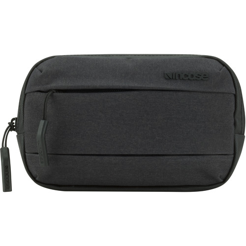 Incase Designs Corp City Accessory Pouch (Black)