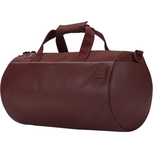 Incase Designs Corp Compass Duffel Bag (Deep Red)