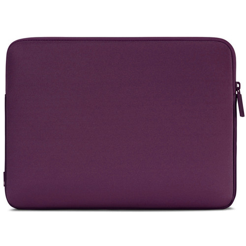 """Incase Designs Corp Classic Sleeve for 13"""" MacBook Pro with Thunderbolt 3 (Aubergine)"""