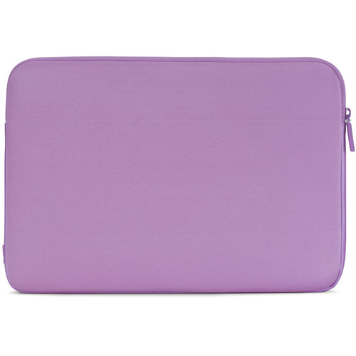 "Incase Designs Corp Classic Sleeve for Select 15"" MacBook Pro Notebooks (Mauve Orchid, Neoprene)"