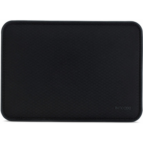"Incase Designs Corp ICON Sleeve with Diamond Ripstop for 12"" MacBook (Black)"
