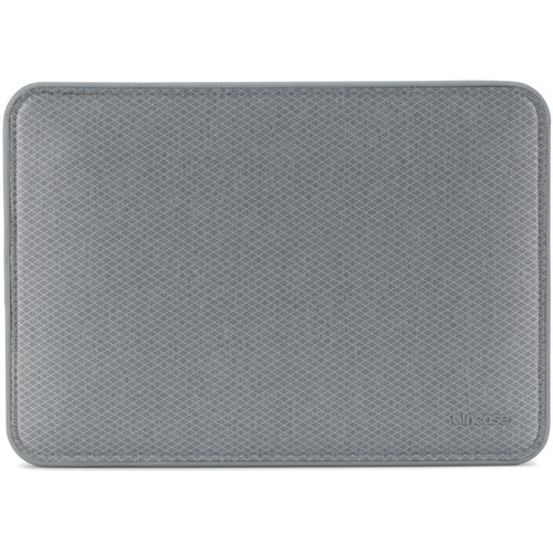 "Incase Designs Corp ICON Sleeve with Diamond Ripstop for 13"" MacBook Pro Retina (Gray)"