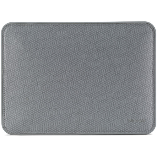 """Incase Designs Corp ICON Sleeve with Diamond Ripstop for 13"""" MacBook Pro (Gray)"""