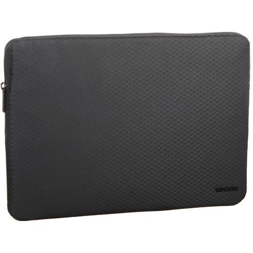 "Incase Designs Corp Slim Sleeve with Diamond Ripstop for 15"" MacBook Pro (Black)"
