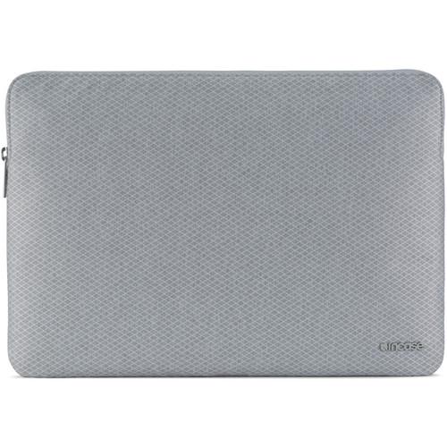 "Incase Designs Corp Slim Sleeve with Diamond Ripstop for 15"" MacBook Pro/Pro Retina (Cool Gray)"