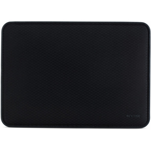 "Incase Designs Corp ICON Sleeve with Diamond Ripstop for 15"" MacBook Pro (Black)"