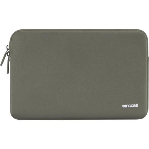 "Incase Designs Corp Classic Sleeve for 12"" MacBooks (Anthracite)"