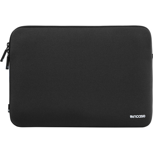 "Incase Designs Corp Classic Sleeve for 12"" MacBook (Black)"