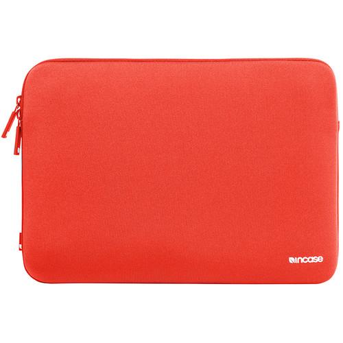 "Incase Designs Corp Classic Sleeve for 12"" MacBooks (Lava)"