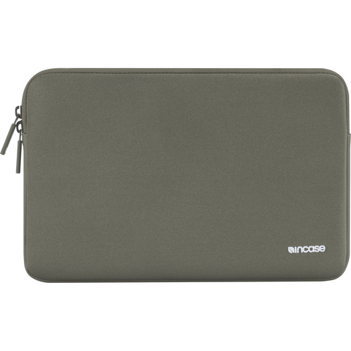 "Incase Designs Corp Classic Sleeve for 13"" MacBook Air/Pro/Pro Retina (Anthracite)"