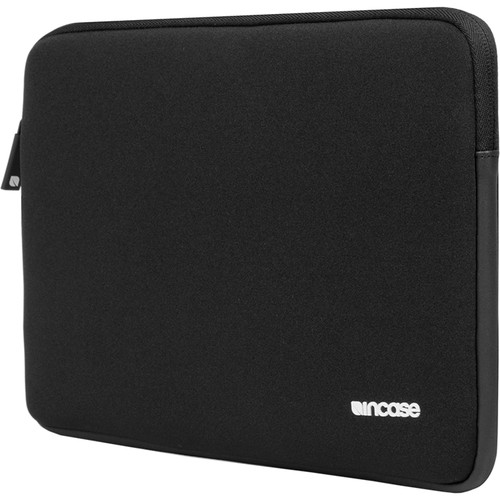 "Incase Designs Corp Classic Sleeve for 13"" MacBook (Black)"
