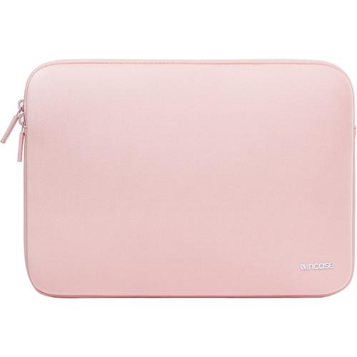 """Incase Designs Corp Classic Sleeve for 13"""" MacBook Air/Pro/Pro Retina (Rose Quartz)"""
