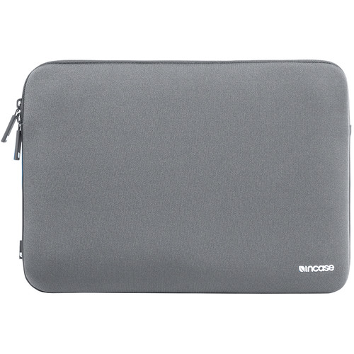 "Incase Designs Corp Classic Sleeve for 13"" MacBook Air/Pro/Pro Retina (Stone Gray)"