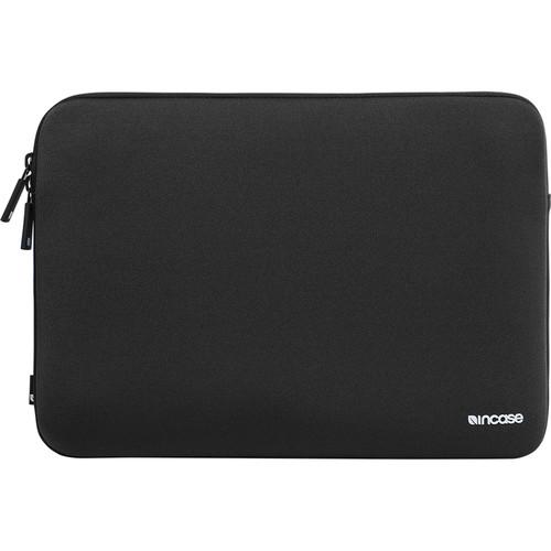 "Incase Designs Corp Classic Sleeve for Select 15"" MacBook Pro Notebooks (Black, Ariaprene)"