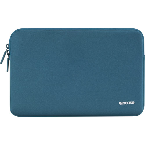"Incase Designs Corp Classic Sleeve for Select 15"" MacBook Pro Notebooks (Deep Marine, Ariaprene)"