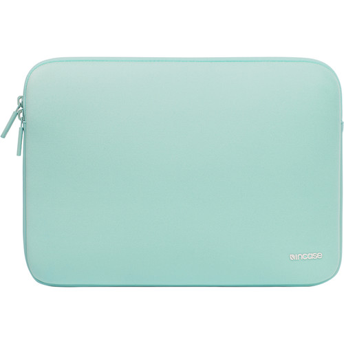 "Incase Designs Corp Classic Sleeve for Select 15"" MacBook Pro Notebooks (Mint, Ariaprene)"
