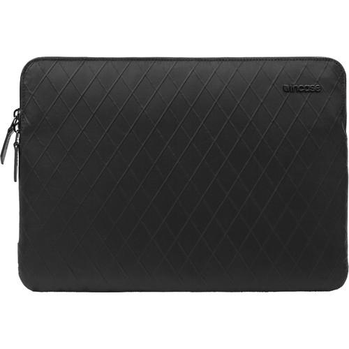 "Incase Designs Corp Diamond Wire Slim Sleeve for 12"" MacBook (Black)"