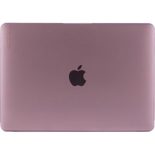 "Incase Designs Corp Hardshell Case for MacBook 12"" (Dots-Mauve Orchid)"