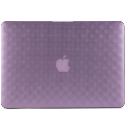 """Incase Designs Corp Hard-Shell Case for MacBook Air 13"""" (Dots-Mauve Orchid)"""