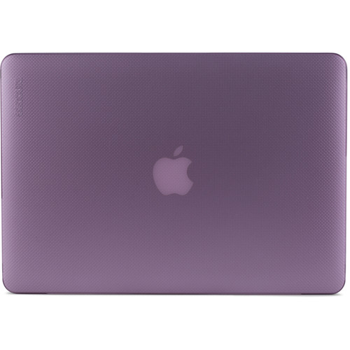 "Incase Designs Corp Hard-Shell Case for MacBook Pro 13"" (Dots-Mauve Orchid)"