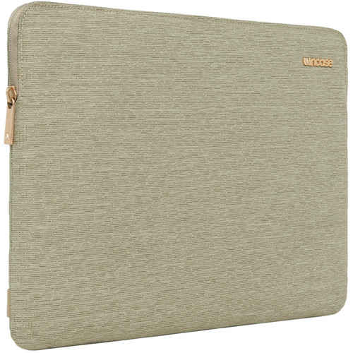 "Incase Designs Corp Slim Sleeve with Pencil Slot for iPad Pro 12.9"" (Heather Khaki)"