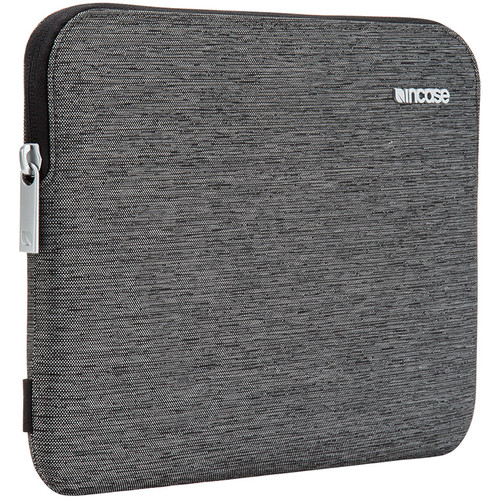 "Incase Designs Corp Slim Sleeve for iPad Pro 9.7"" with Pencil Slot (Heather Black)"