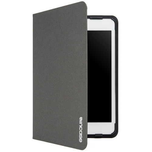Incase Designs Corp Book Jacket Slim Case for iPad mini 4 (Gray)