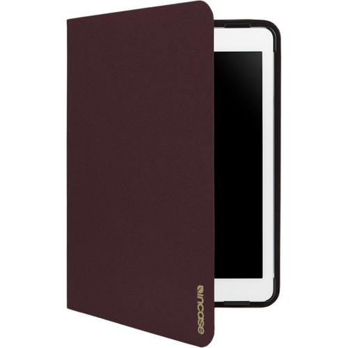 Incase Designs Corp Book Jacket Slim Case for iPad mini 4 (Deep Red)