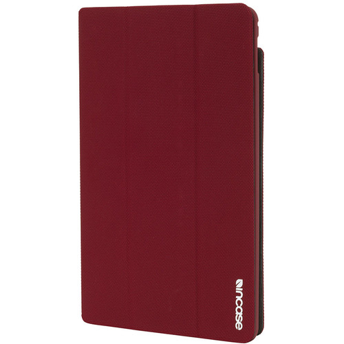 "Incase Designs Corp Book Jacket Revolution Case for iPad Pro 9.7"" (Deep Red)"