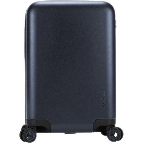 Incase Designs Corp NoviConnected 4-Wheel Travel Roller with USB-C Power (Navy)