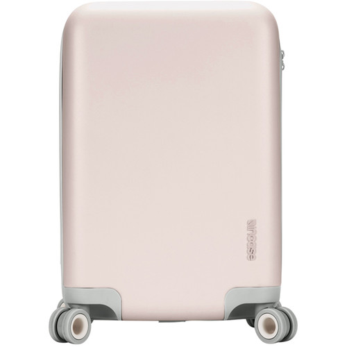 Incase Designs Corp Connected 4-Wheel Travel Roller with USB-C Power (Rose Gold)