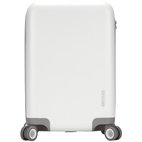 Incase Designs Corp NoviConnected 4-Wheel Travel Roller with USB-C Power (Matte White)