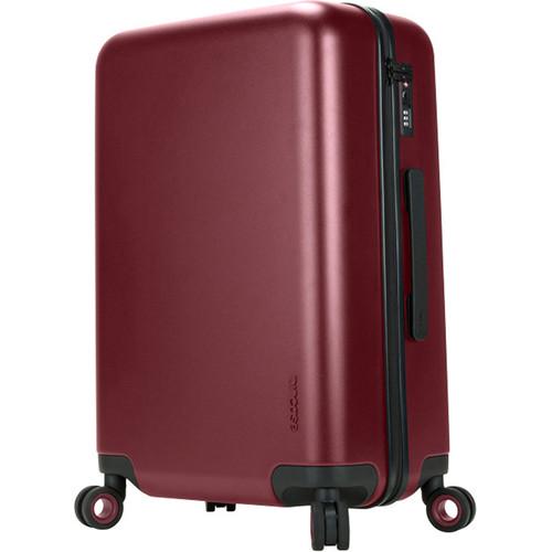 Incase Designs Corp Novi 4-Wheel Hubless Travel Roller 31 (Deep Red)