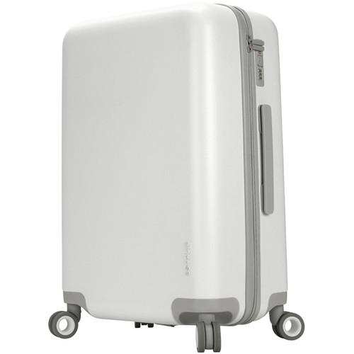 Incase Designs Corp Novi 4-Wheel Hubless Travel Roller 31 (White)