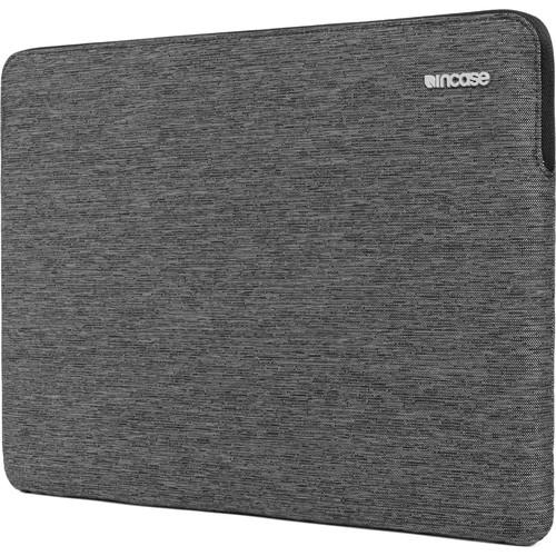 "Incase Designs Corp Slim Sleeve for MacBook Pro Retina 13"" (Heather Black)"
