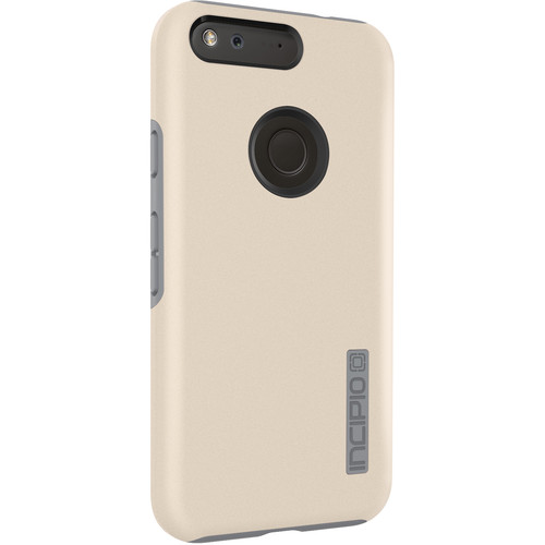 Incipio DualPro Case for Pixel (Champagne/Gray)