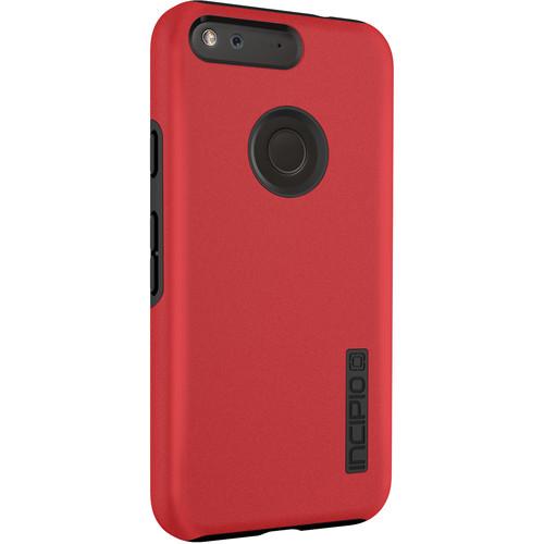 Incipio DualPro Case for Pixel (Iridescent Red/Black)