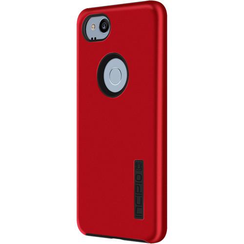 Incipio DualPro Case for Google Pixel 2 (Iridescent Red/Black)