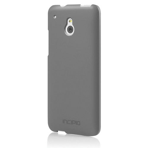 Incipio feather Case for HTC One Mini (Charcoal Gray)