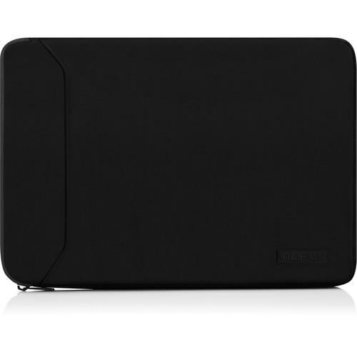 """Incipio Asher Premium Laptop Sleeve for 13"""" Notebooks (Black)"""