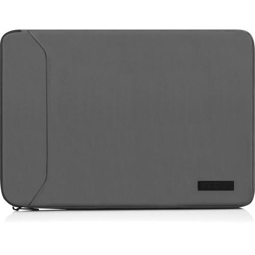 "Incipio Asher Premium Laptop Sleeve for 13"" Notebooks (Gray)"