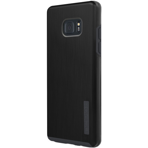 Incipio DualPro SHINE Case for Galaxy Note 7 (Black/Gray)