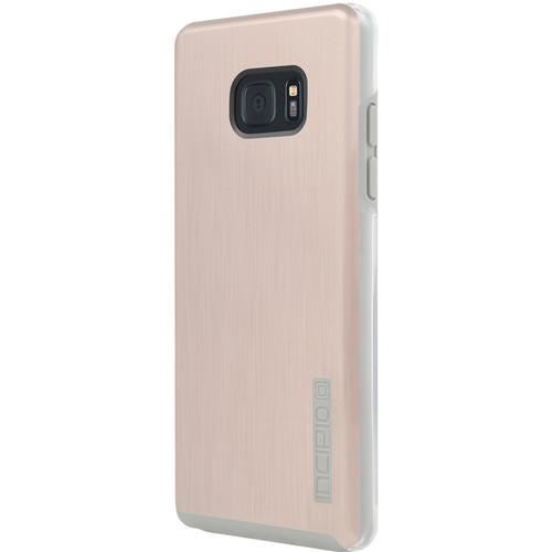 Incipio DualPro SHINE Case for Galaxy Note 7 (Rose Gold/Gray)