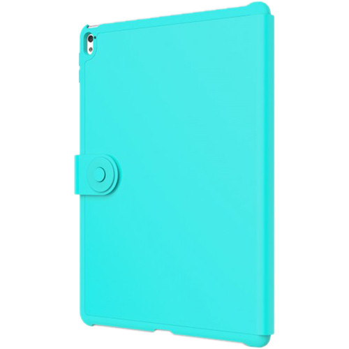 """Incipio Lexington Hard Shell Folio Case for iPad Pro 9.7"""" (Turquoise)"""
