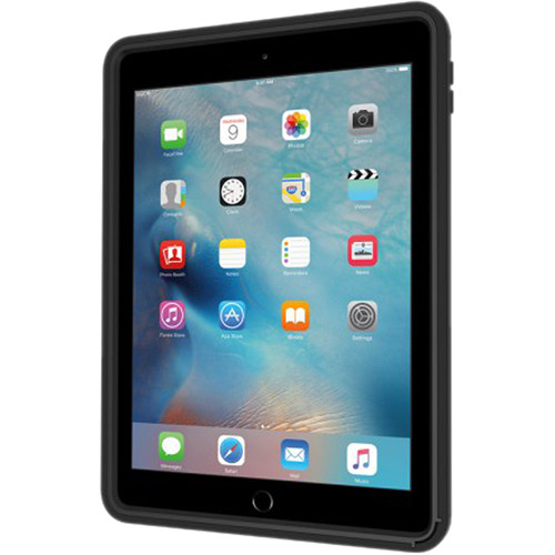 "Incipio Capture Rugged Case with Rotating Hand Strap for iPad Pro 9.7"" (Black)"