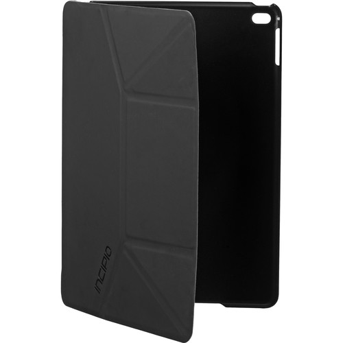 Incipio LGND Premium Hard Shell Folio for iPad Air 2 (Black)