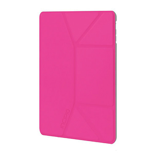 Incipio LGND Premium Hard Shell Folio for iPad Air 2 (Pink)
